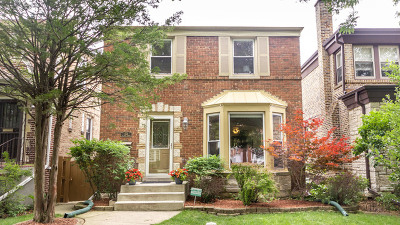 Elmwood Park Single Family Home For Sale: 1721 North 76th Avenue