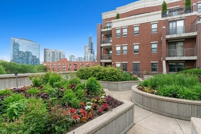 Condo/Townhouse New: 1133 South State Street #703