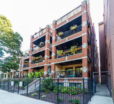 Condo/Townhouse For Sale: 4007 North Paulina Street #4N
