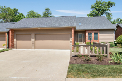 Elgin Single Family Home New: 2442 Tall Oaks Drive