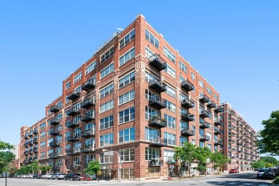 Condo/Townhouse New: 1500 West Monroe Street #423