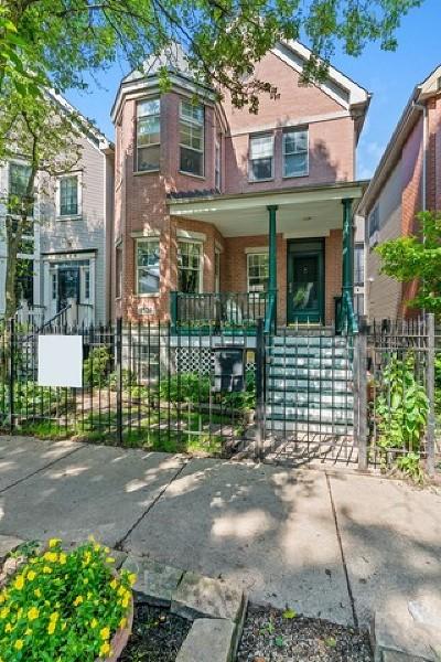 Single Family Home New: 1524 North North Park Avenue