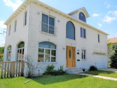 Lincolnwood Single Family Home New: 3857 West Touhy Avenue