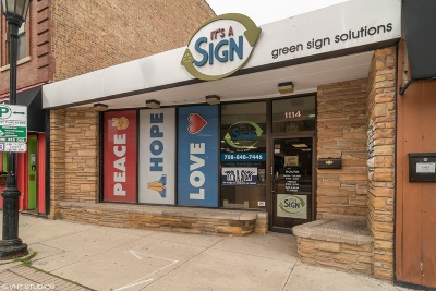 Oak Park IL Commercial New: $265,000