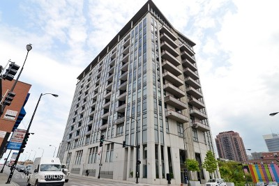 Chicago Condo/Townhouse New: 740 West Fulton Market Street #1403