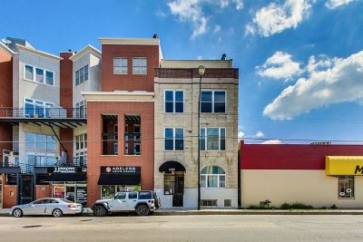 Condo/Townhouse For Sale: 1727 North Clybourn Avenue #2