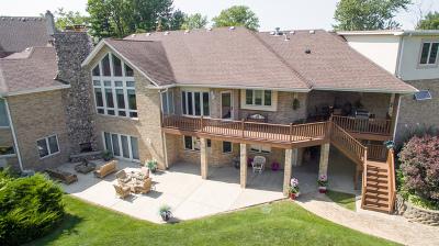Homer Glen Single Family Home New: 16349 South Alberta Court