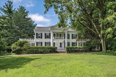 Oswego Single Family Home For Sale: 407 Main Street