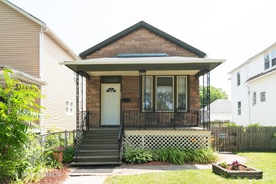La Grange Single Family Home Contingent: 205 Sawyer Avenue