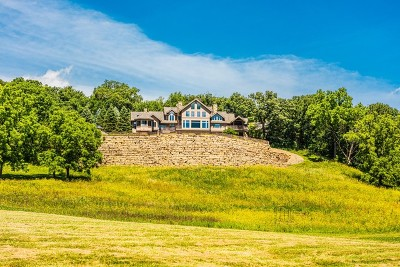 Single Family Home For Sale: 4351 North Hammer Road