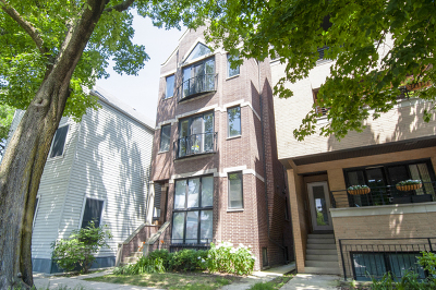 Condo/Townhouse New: 2657 North Racine Avenue #2