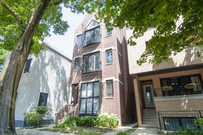 Condo/Townhouse For Sale: 2657 North Racine Avenue #2