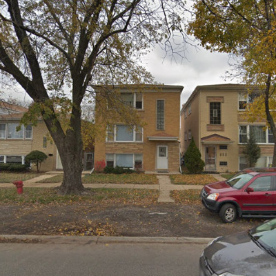Chicago Multi Family Home New: 8244 West Forest Preserve Avenue