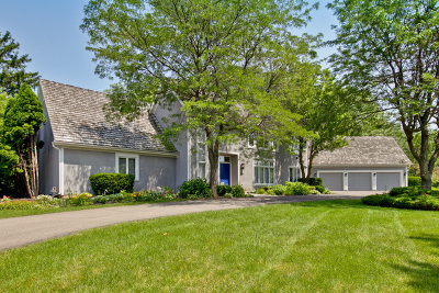 Lake Forest Single Family Home New: 899 Lakewood Drive