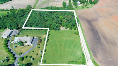 Kane County Residential Lots & Land New: Lot 1 Kendall Road
