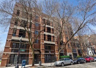 Condo/Townhouse New: 1502 North Sedgwick Street #3N