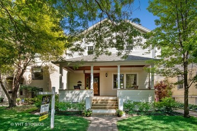 Single Family Home New: 2121 Forestview Road
