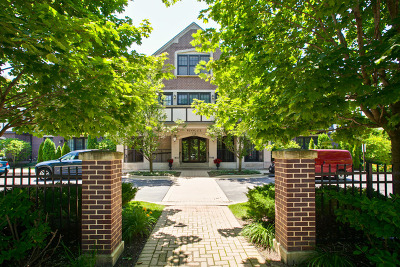Winnetka Condo/Townhouse New: 720 Green Bay Road #2B