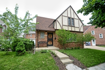 Chicago Single Family Home New: 11464 South Lothair Avenue