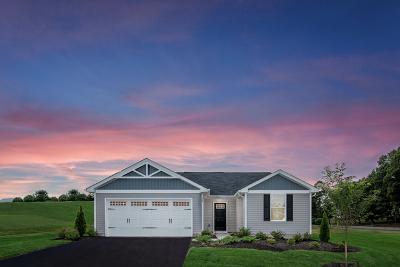 Hampshire Single Family Home New: 461 Campion Drive
