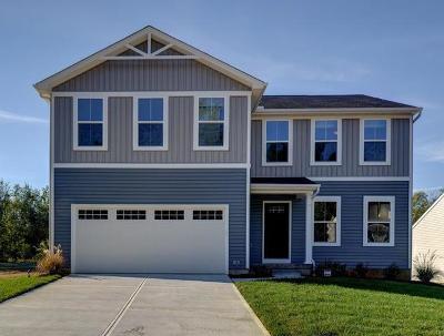 Hampshire Single Family Home New: 450 Cardinal Way