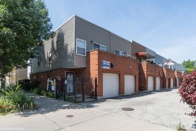Condo/Townhouse New: 1720 North Kedzie Avenue #D
