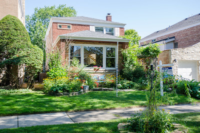 Chicago Single Family Home New: 2730 West Chase Avenue