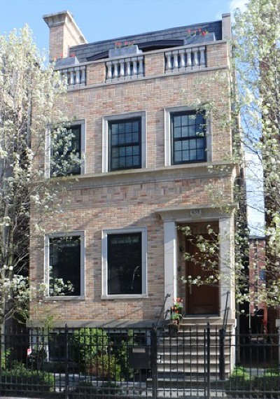 Single Family Home New: 631 West Schubert Avenue