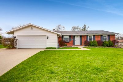 Hoffman Estates Single Family Home For Sale: 3690 Winston Place