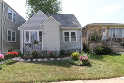 Single Family Home Price Change: 4240 North Newcastle Avenue