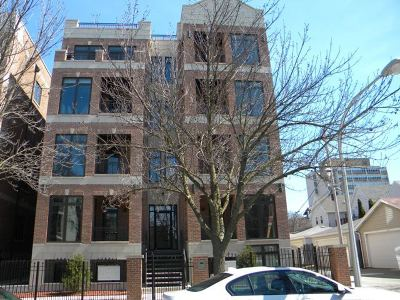 Cook County Condo/Townhouse New: 4029 South Ellis Avenue #4N