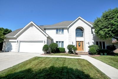 Cook County Single Family Home New: 15624 Glenlake Drive