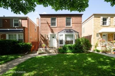 Chicago Single Family Home New: 3010 West Fargo Avenue