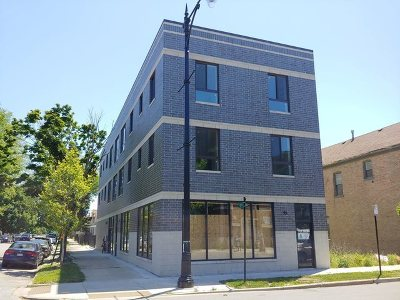 Cook County Commercial New: 3437 South Morgan Street #1