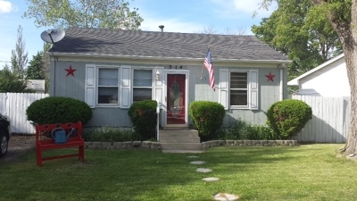 Single Family Home For Sale: 514 North Outer Drive