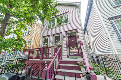Single Family Home For Sale: 1234 South State Street