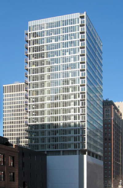 Condo/Townhouse New: 550 North St Clair Street #1904