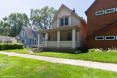 Kankakee Single Family Home For Sale: 283 North 6th Avenue