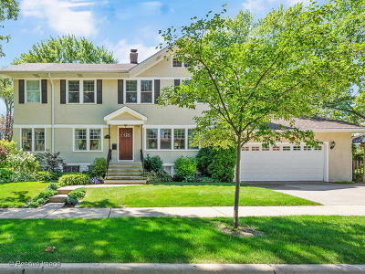 Glen Ellyn Single Family Home New: 322 North Montclair Avenue
