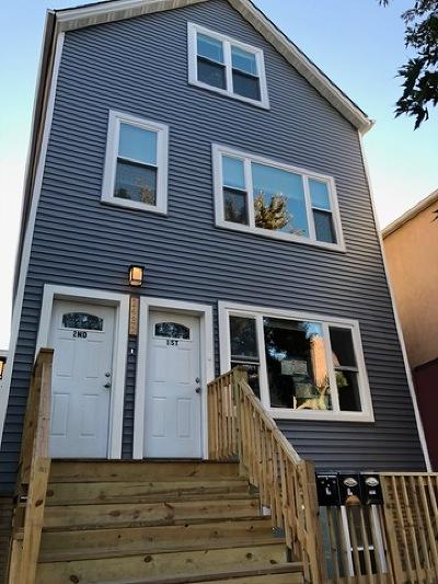 Multi Family Home For Sale: 2437 North Ashland Avenue