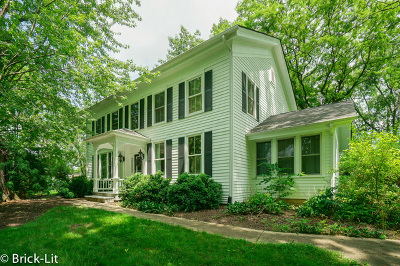 Mokena Single Family Home For Sale: 11122 3rd Street