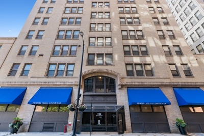 Condo/Townhouse New: 780 South Federal Street #207