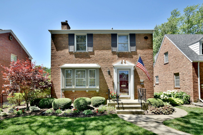 Cook County Single Family Home New: 5248 North Oleander Parkway