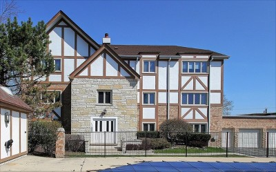 Cook County Condo/Townhouse New: 710 Ballantrae Drive #C