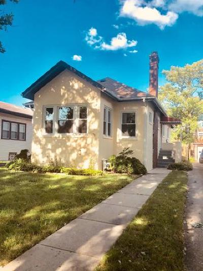 Cook County Single Family Home New: 2011 South 6th Avenue