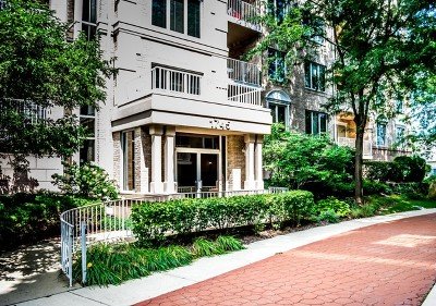 Cook County Condo/Townhouse New: 1745 Pavilion Way #304