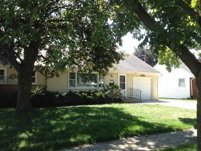 Rockford Single Family Home New: 2703 Hooker Avenue