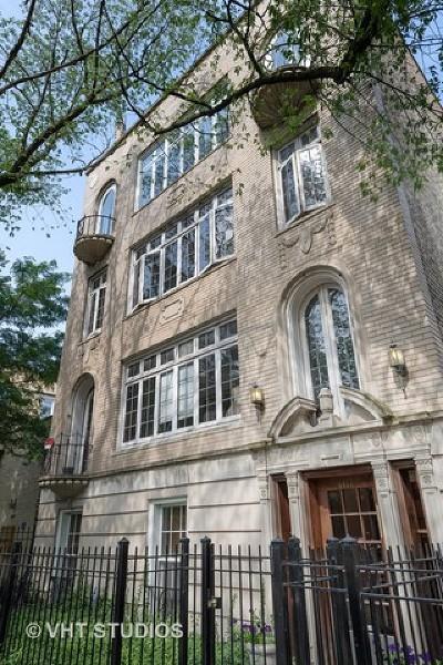 Condo/Townhouse For Sale: 4417 North Ashland Avenue #G