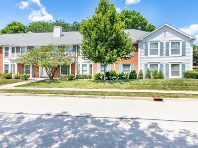Naperville Condo/Townhouse New: 1137 Spring Garden Circle #37