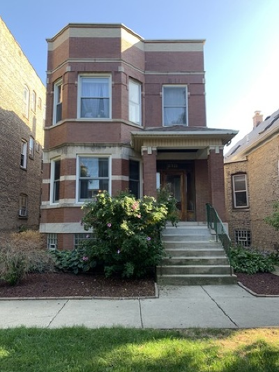 Multi Family Home For Sale: 2321 West Cortez Street